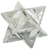 Etoile Merkaba Cristal Quartz extra
