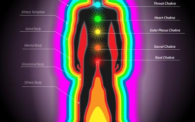 Les corps subtils anatomie des auras qui nous enveloppent