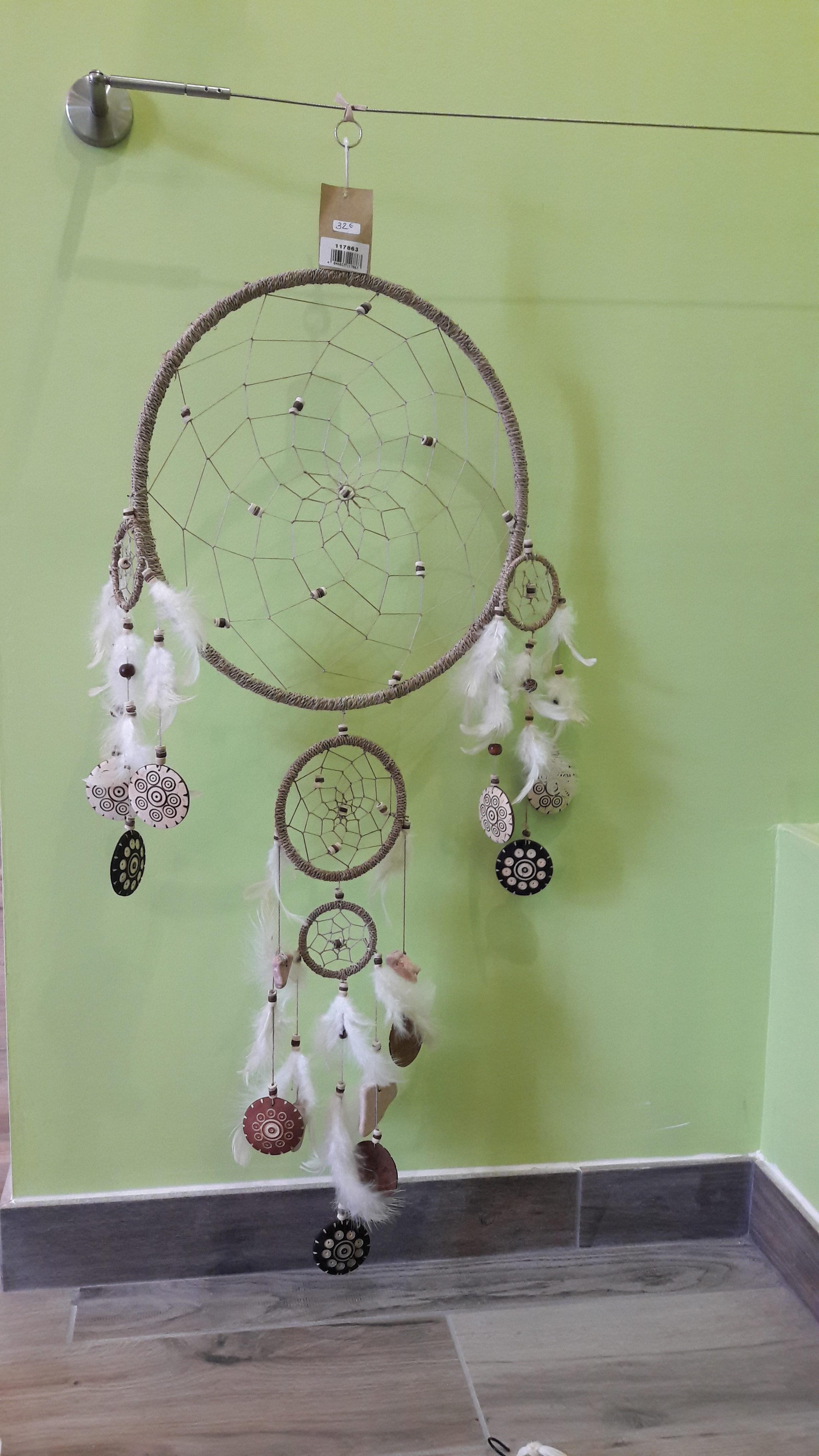 attrape r ves naturel grand mod le cocooning center. Black Bedroom Furniture Sets. Home Design Ideas