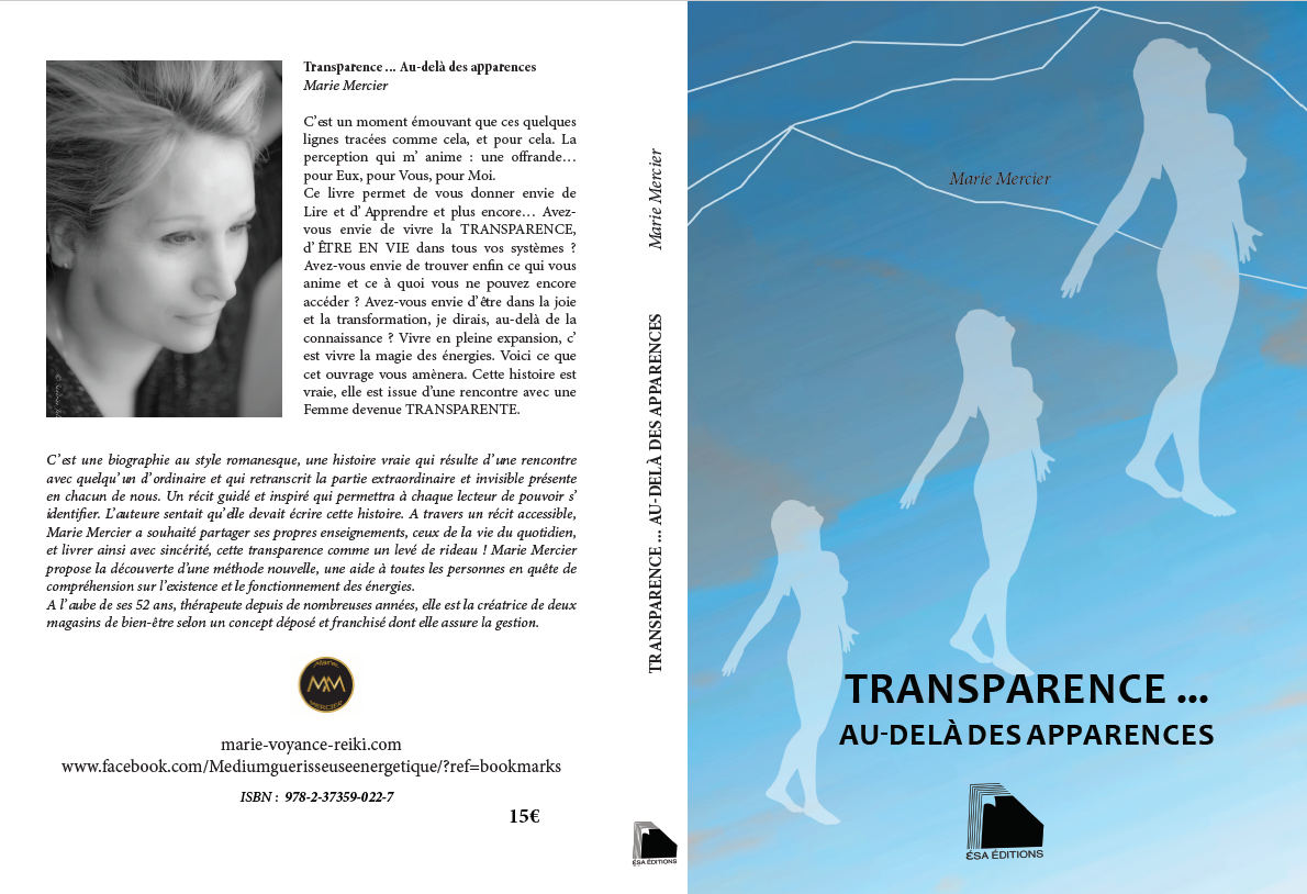 transparence Marie Mercier