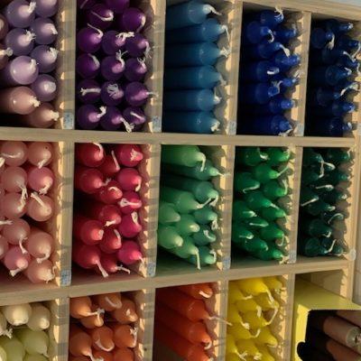 Bougies et accessoires