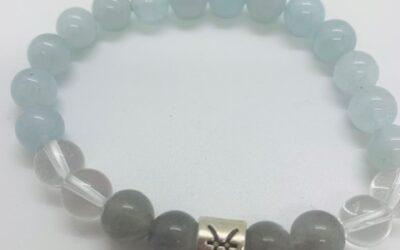 Bracelet Zodiaque Poisson Femme