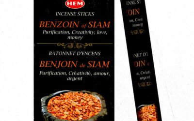 Encens HEM – Benjoin de Siam