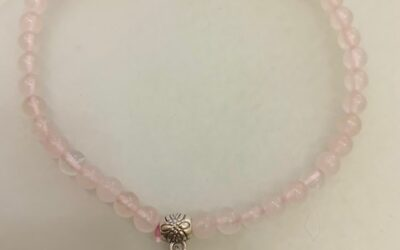 «amour' quartz rose 4 m étoile