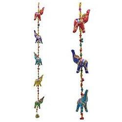 Guirlande décorative éléphants